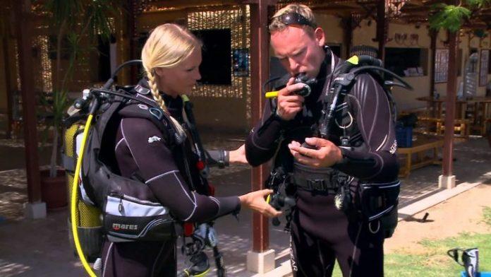 pre dive safety check