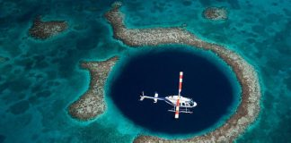 bluehole belize