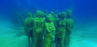 scuba dive cancun