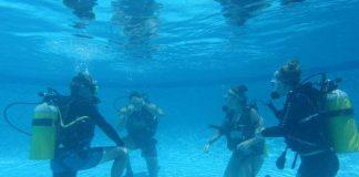 scuba lessons seychelles