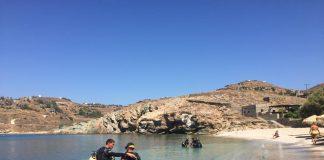 shore dive kea
