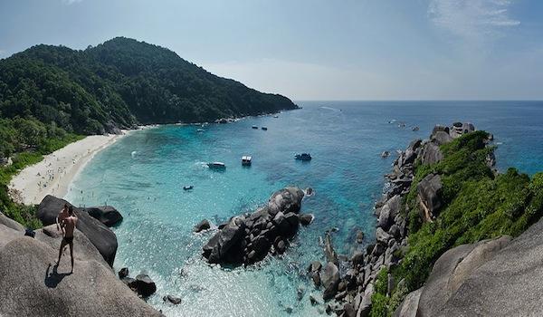 Dive Similan Island