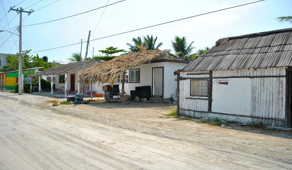Streets of Isla Holbox
