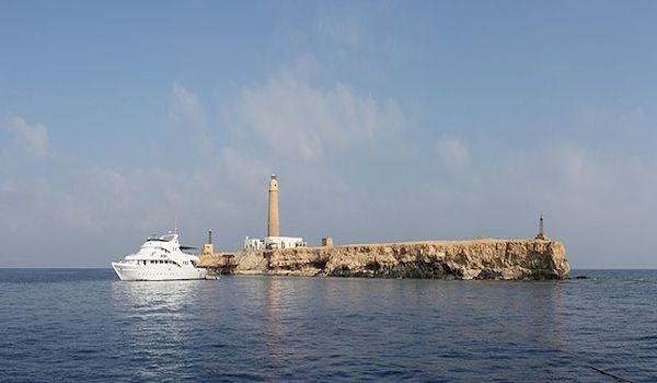 brother island red sea