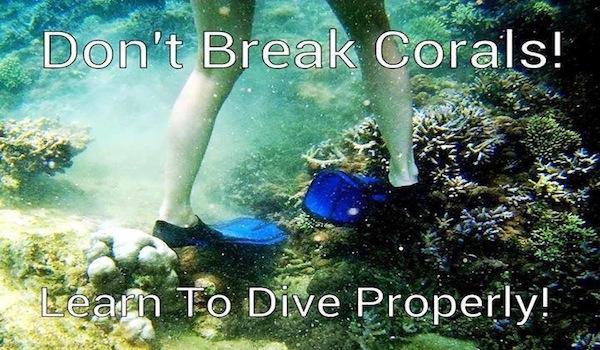 buoyancy control skills