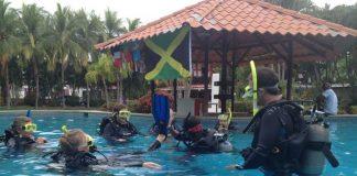 scuba lessons
