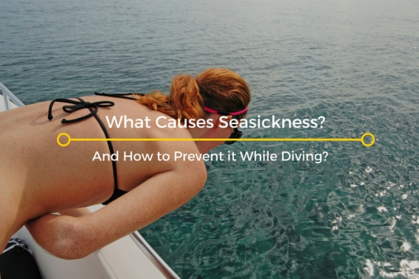 seasickness scuba diving